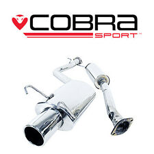 Lexus IS200 (98-05) Cobra Sport Performance Exhaust (Resonated) (LX04)