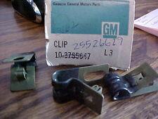 ONE GM CLIP GM# 25526629 CAMARO CORVETTE FIERO S10 FREE 1ST CLASS SAME DAY SHIP