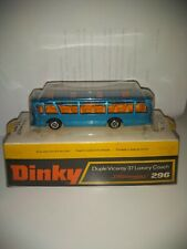 Dinky 296 - DUPLE VICEROY 37 Luxury Coach - 72-75 Vintage - Excellent