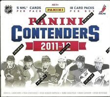 2011-12 Contenders Factory Sealed Hockey Hobby Box  Ryan Nugent-Hopkins AUTO RC?