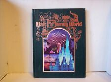 Walt Disney World 15th Annivesary 1986 Pictorial Commemorative Hardcover Book