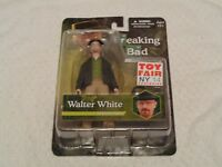 MEZCO Breaking Bad New York Toy Fair 2014 Exclusive WALTER WHITE Action Figure