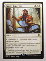 Sram's Expertise AER Aether Revolt    MTG Magic English