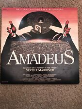 Amadeus - Neville Marriner - 2 Record Set - 1984