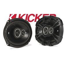 Kicker DSC 6930 - 6x9 Zoll (16x23cm) Oval Koax Lautsprecher Boxen Hutablake PKW