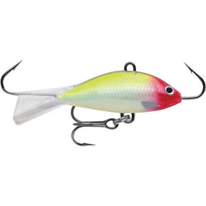 Rapala Jigging Shad Rap 02 Fishing Lure - Glow Clown