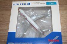Herpa 530187 - 1/500 Boeing 767-200 - United Airlines - Neu