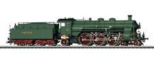 "Märklin 39436 Schnellzugdampflokomotive S3/6 Kbstsb "" Hochhaxige "" Mfx Sound"
