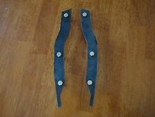 1978-1981 Camaro Z28 Bumper Cover to Fender Extension Mounting Brackets