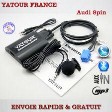 INTERFACE BLUETOOTH TÉLÉPHONE MP3 AUTORADIO AUDI A6