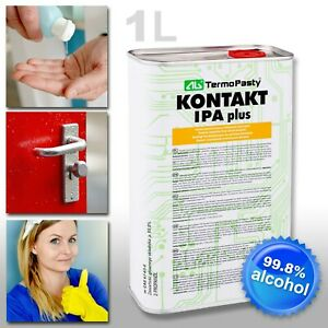 1000ml~2000ml / IPA Isopropyl ALCOHOL 99.8% Isopropanol FirstAid _ ASAP delivery