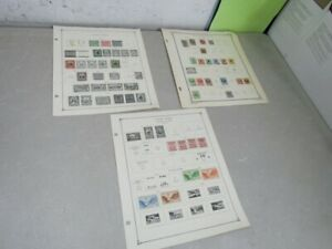Nystamps E Many mint old US Possessions Canal Zone DWI stamp collection Scott pg