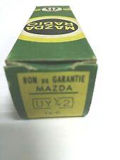 TUBE ELECTRONIQUE MAZDA   UY42 IV-6