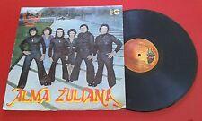 70s Venezuela Latin Folk ALMA ZULIANA Original 1974 LP Gaita * MARACAIBO 15