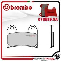Brembo SA Pastiglie freno sinter ant Moto Guzzi California EV1100 sport 01>02