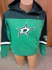 NHL Dallas Stars NEW Hooded Sweatshirt Youth Sizes S-XL NWT