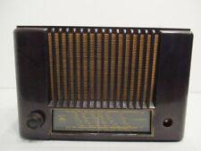 Röhrenradio / Grundig / Made in Germany / altes Radio / Bakelit / Type 1002 GW