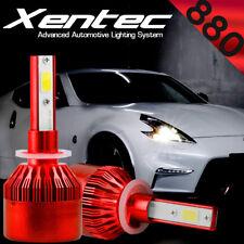 1020W 153000LM 880 881 899 6000K Bulb CREE LED Headlight Foglight Conversion Kit