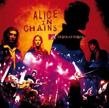 ALICE IN CHAINS MTV UNPLUGGED DOPPIO VINILE LP 180 GRAMMI NUOVO E SIGILLATO !!