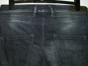 Diesel belther regular slim-tapered fit jeans wash 0827K stretch W34 L32 (a5748)