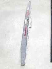Mercedes w124 T Kofferraum Verkleidung Laderaum Chrome Ladekante A1246980089