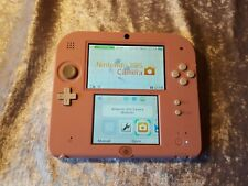 Nintendo 2DS Pink Console