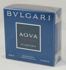 BVLGARI BULGARI Aqva Aqua Pour Homme Atlantiqve Atlantique 50 ml EdT