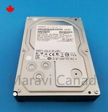 "Hitachi 3.5"" 3TB SATA 7.2k 7200 RPM 64MB Cache 6Gbps Hard Drive HUA723030ALA640"