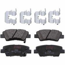 Disc Brake Pad Set-Premium Disc Brake Pad Rear TRW TPC1544