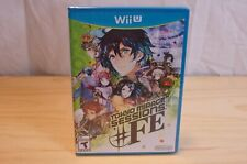 BRAND NEW NINTENDO WII U TOKYO MIRAGE SESSIONS #FE VIDEO GAME GIFT TEEN SEALED!