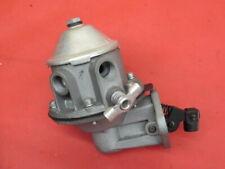 Rebuilt Ford flathead original glass bowl type fuel pump 1947 1948   D-4-10