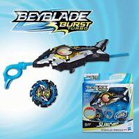 Beyblade Burst Turbo Slingshock Riptide Blast Set - Shark Launcher & Forneus F4