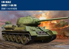 ◆Hobby Boss 1/16 82602 Soviet T-34/85 model kit
