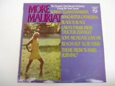 PAUL MAURIAT ORCHESTRA - MORE MAURIAT - Oz Pressing LP