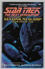 STAR TREK The Next Generation MAXIMUM WARP #63 Book Two of Two by Dave Galanter