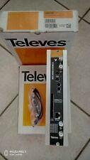 TELEVES 564206 TDX DVBS/S2 COFDM CU MUX C+ FR Neuf