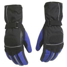 Gants bleu taille M pour motocyclette