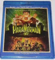 ParaNorman Blu-ray/DVD, 2012, 2-Disc Set, Includes Digital Copy + UltraViolet