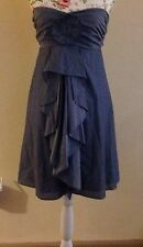 J Crew Strapless Cotton Dress Size 2  Retail 175.00