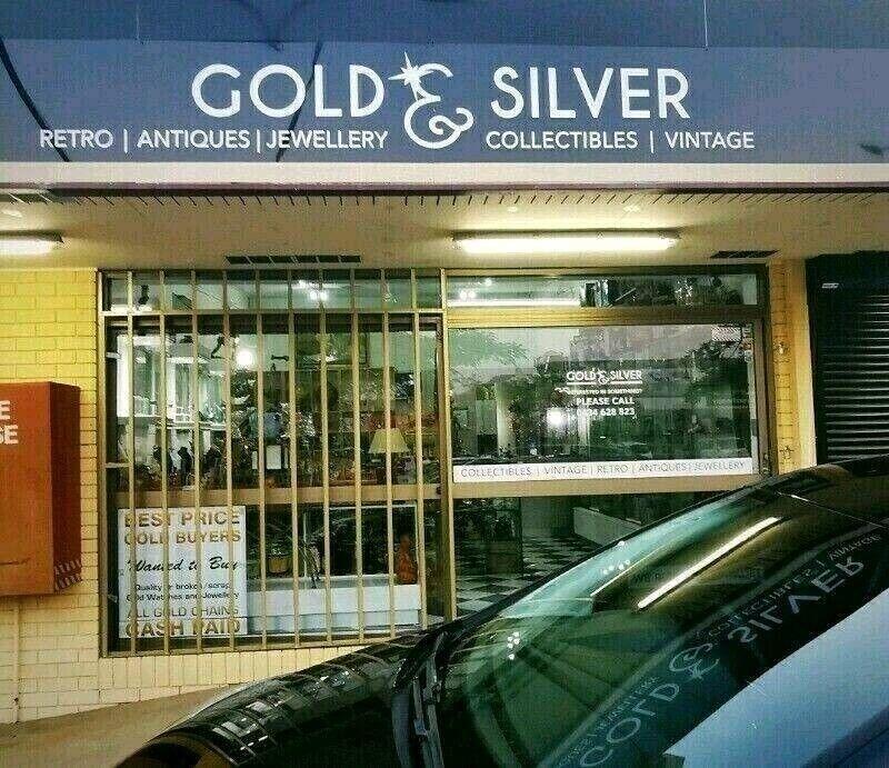 GOLD, SILVER & COLLECTIBLES