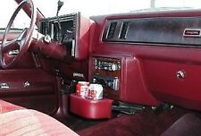 Maroon claret Drink Holder for all G-Body El Camino monte ss Cars, Plug and Chug