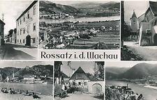 AK aus Rossatz in der Wachau, Mehrbildkarte, Niederösterreich  (B4)
