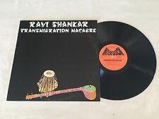RAVI SHANKAR TRANSMIGRATION MACABRE 1973 AUSTRALIAN INTERFUSION RELEASE LP