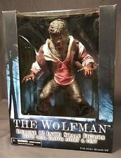 "The Wolfman Mezco Toyz 12"" scale Figure Del Toro Brand New *Free S&H*"