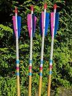 1 Dozen 40/45 Spine Premium Port Orford Cedar Arrows
