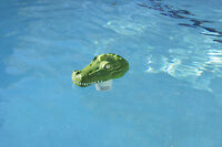 "Poolmaster Gator Floating Swimming Pool Spa Chlorine Tablet Dispenser 3"" Tabs"