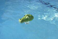 "Poolmaster Gator Floating Swimming Pool Spa Chlorine Tablet Dispenser 3"" Tabs"