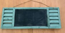 My Kitchen Chalkboard Farmhouse Decor for The Home Kitchen Reminder Board 28x10