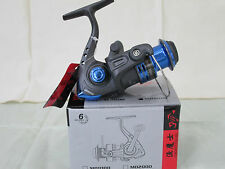 New  Affordable Premiun  6 BB Spinning Fishing Reel MD 2000 ** FREE SHIPPING**