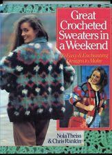 Great Crocheted Sweaters in a Weekend - HB/DJ